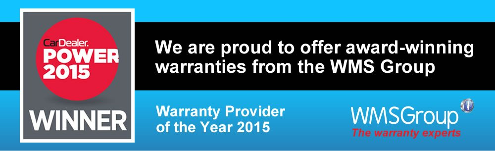 We are proud to offer award winning warranties form the WMS Group